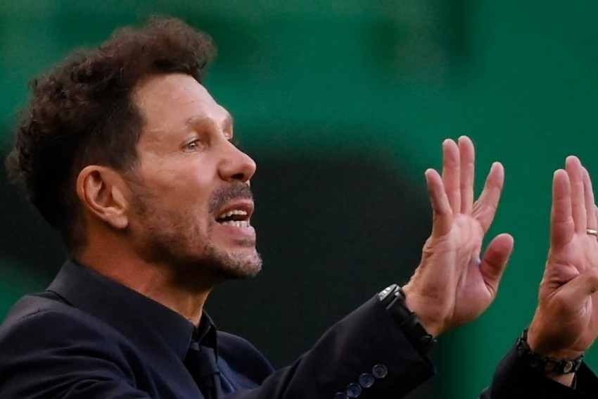 Congratulations To RB Leipzig, Atletico Madrid Went Out Fairly: Diego Simeone