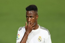 Had Two Days To Choose Between Real Madrid, Barcelona: Vinicius Junior