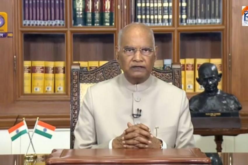 Live Updates: Nation Salutes Martyrs Of Galwan Valley, Says President Kovind