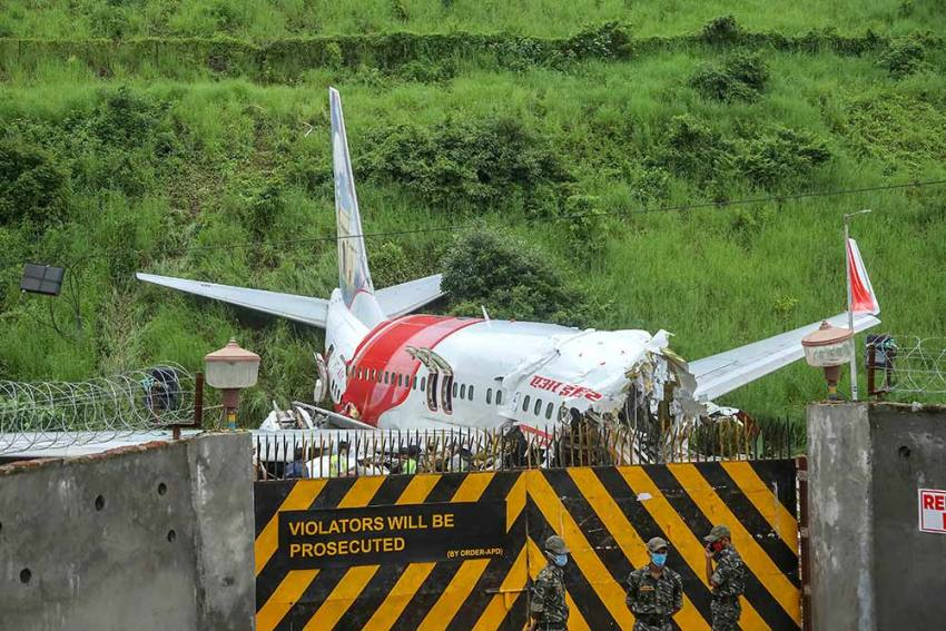 Air India Express Plane Crash: Air Safety Experts Think Investigation Is A Cover-up Exercise