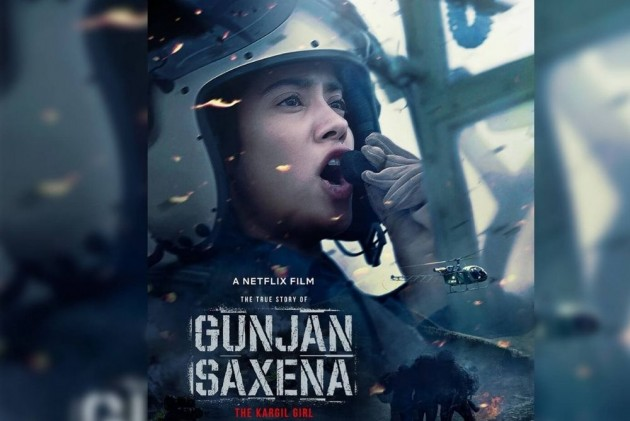Dear Makers Of Gunjan Saxena You Cannot Peddle Lies In The Name Of Creative Freedom