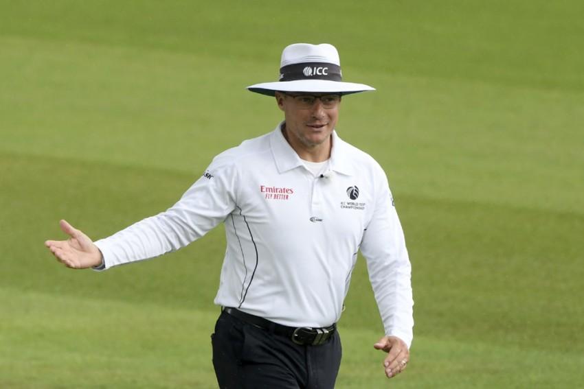 ENG Vs PAK, 2nd Test: Umpire Richard Kettleborough's Smartwatch Leaves ICC Worried