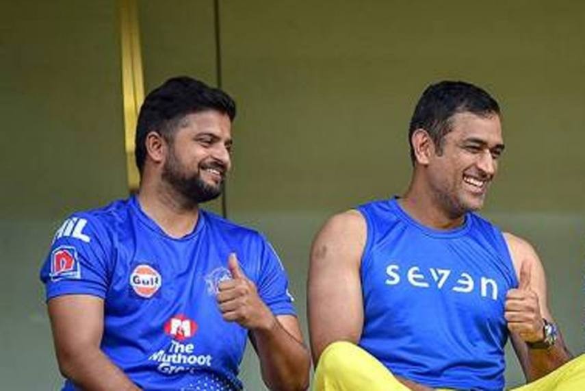 After MS Dhoni, Suresh Raina Announces Retirement From ...