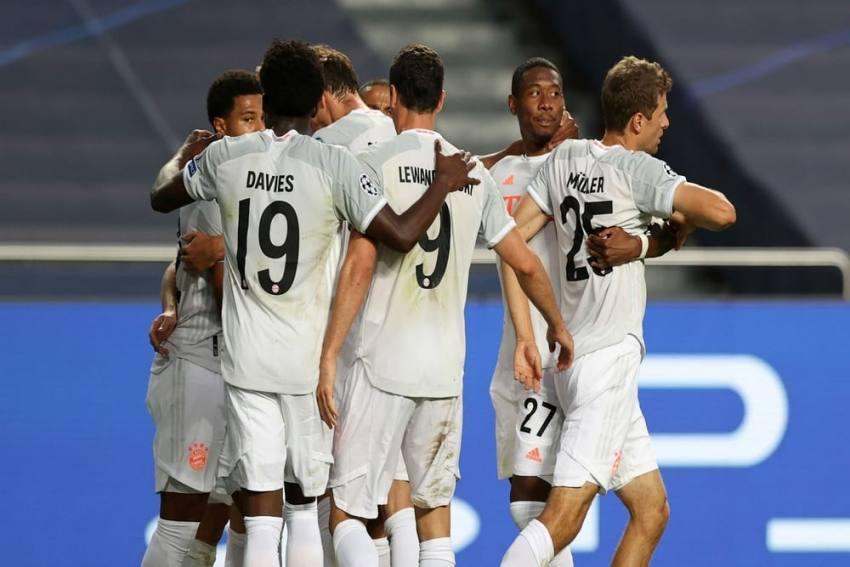 Barcelona 2-8 Bayern Munich: Bundesliga Champions Obliterate Blaugrana To Book Semi-Final Spot