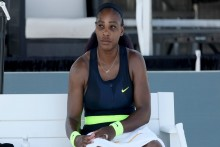 Serena Williams Stunned By Shelby Rogers At Top Seed Open