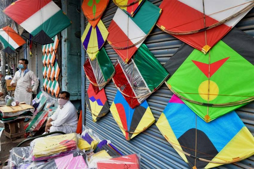 Kite Flying Disrupts Power Supplies In Many Areas Of Delhi