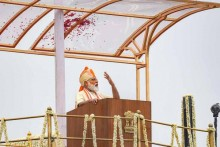 Independence Day Speech: PM Modi Says 3 Covid Vaccines At Trials, Plan For Distribution Ready