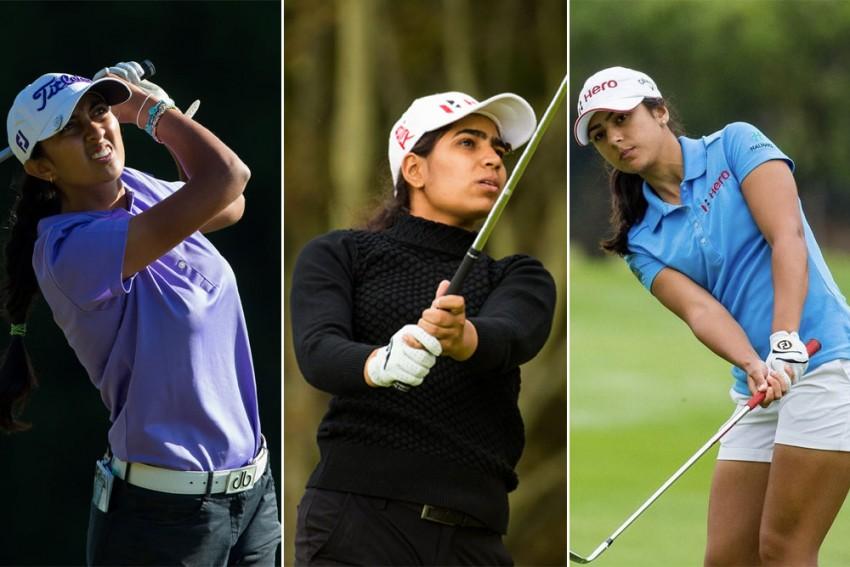 Three Indians At A Golf Major: Tvesa Malik Joins Aditi Ashok, Diksha Dagar At Women's Open