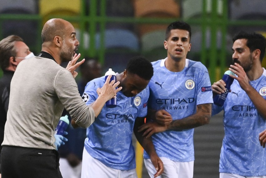 Champions League: Pep Guardiola Urges Manchester City To 'Stand Up'