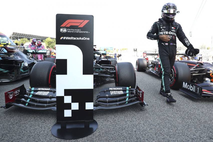 Spanish Grand Prix: Starting Grid And Race Preview