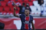 Kylian Mbappe Mocks Critics Of 'Farmers League' Ligue 1 After Lyon Stun Manchester City