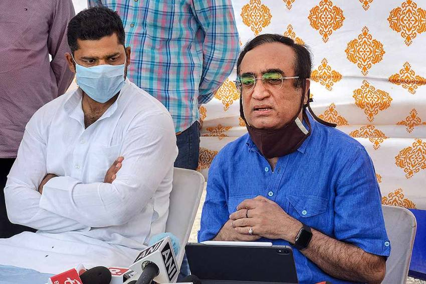 Congress Appoints Ajay Maken As AICC General Secretary Of Rajasthan; Gehlot, Pilot Welcome Move