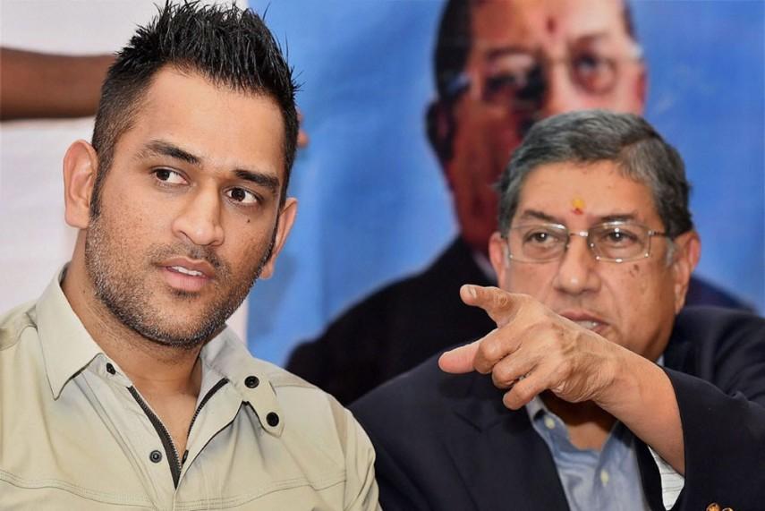 When MS Dhoni's ODI Captaincy Was Saved By BCCI Boss N Srinivasan