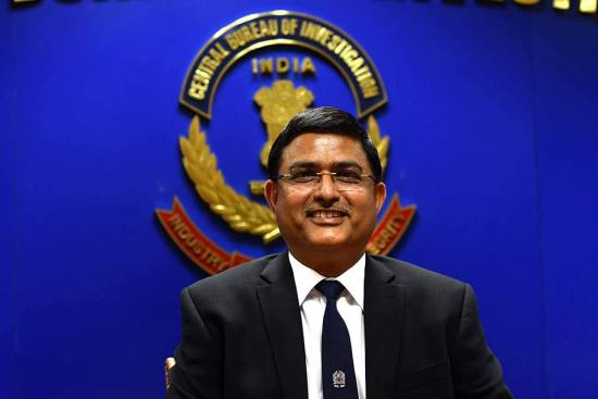 Gujarat IPS Officer Rakesh Asthana Appointed Chief Of BSF