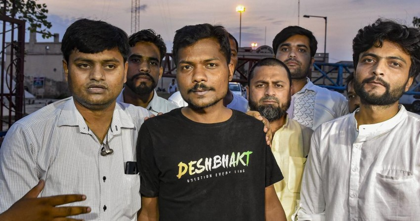UP Police Arrest Journalist Prashant Kanojia In Connection With 'Some Tweets'