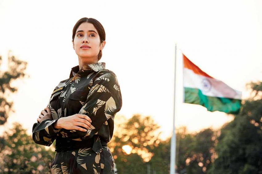Gunjan Saxena Film To Make Life More Difficult For Air Force Women Says Retd Squadron Leader