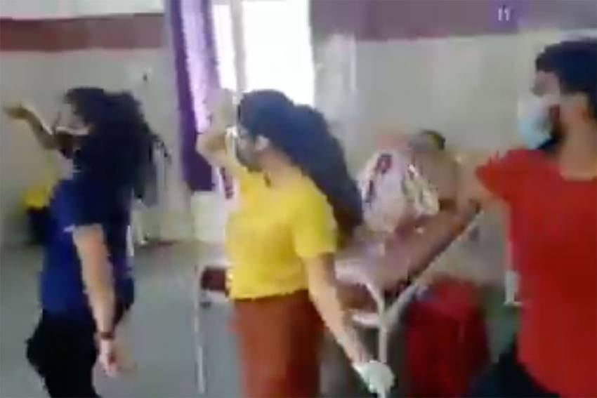 Watch: Madhya Pradesh Family Dances In Hospital Ward After Defeating Covid