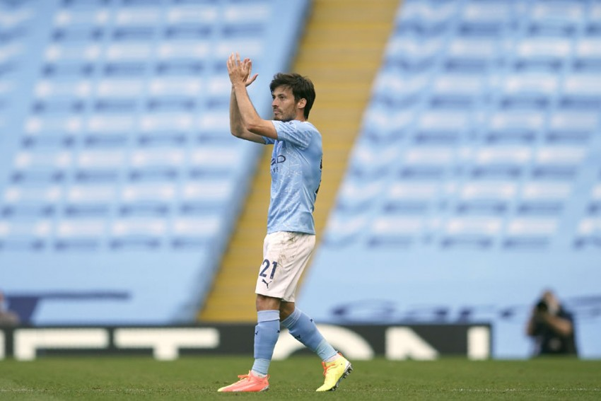 David Silva Returns To La Liga With Real Sociedad