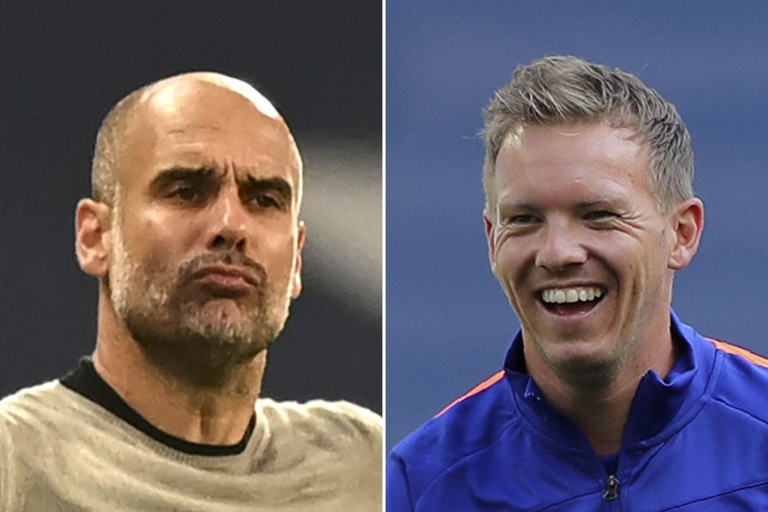 Manchester City's Champions League Exit Not Down To Pep Guardiola's tactics – RB Leipzig Boss Julian Nagelsmann