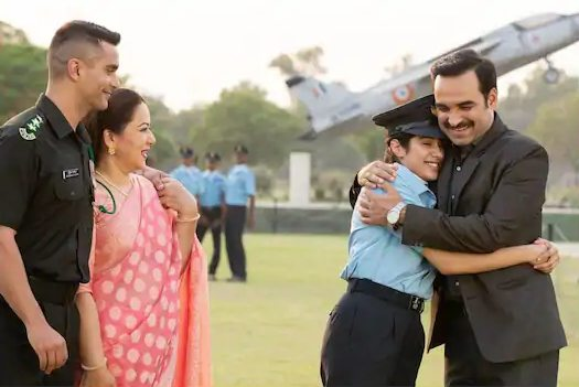 Gunjan Saxena Biopic Nauseating Attempt To Dent Iaf S Image In The Name Of Creative Freedom