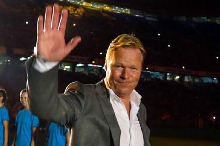 It's Official! Barcelona Appoint Ronald Koeman As Quique Setien's Successor