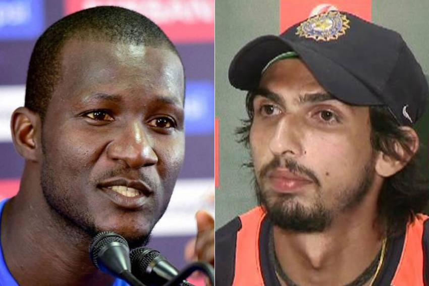Still Consider Ishant Sharma A Brother - Darren Sammy Says He Holds No Grudges Against India Bowler