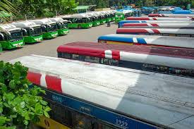 Private Bus With 34 Passengers On Board Hijacked In Agra