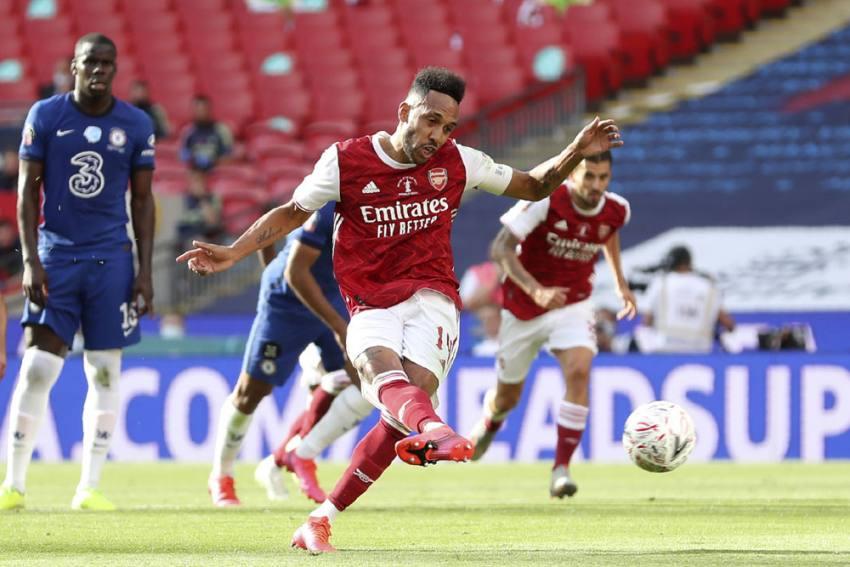 Pierre-Emerick Aubameyang Looks Like He Has Decided To Leave Arsenal, Says Rio Ferdinand