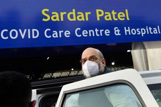 Union Home Minister Amit Shah Tests Positive For Coronavirus, Hospitalised