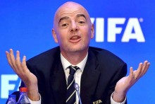 Gianni Infantino Should Remain FIFA President During Probe - Report