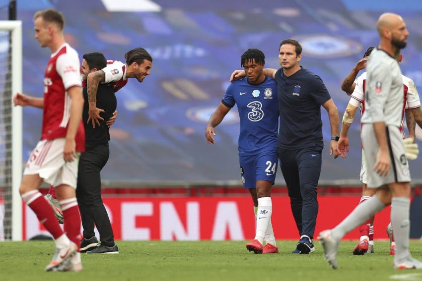 Frank Lampard Criticises 'Complacent' Chelsea As FA Cup Final Injuries Hit Blues