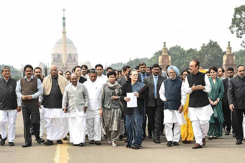 'Don't Discredit Your Own Legacy': Congress Old Guard Tells Young Leaders As UPA-II Questioned