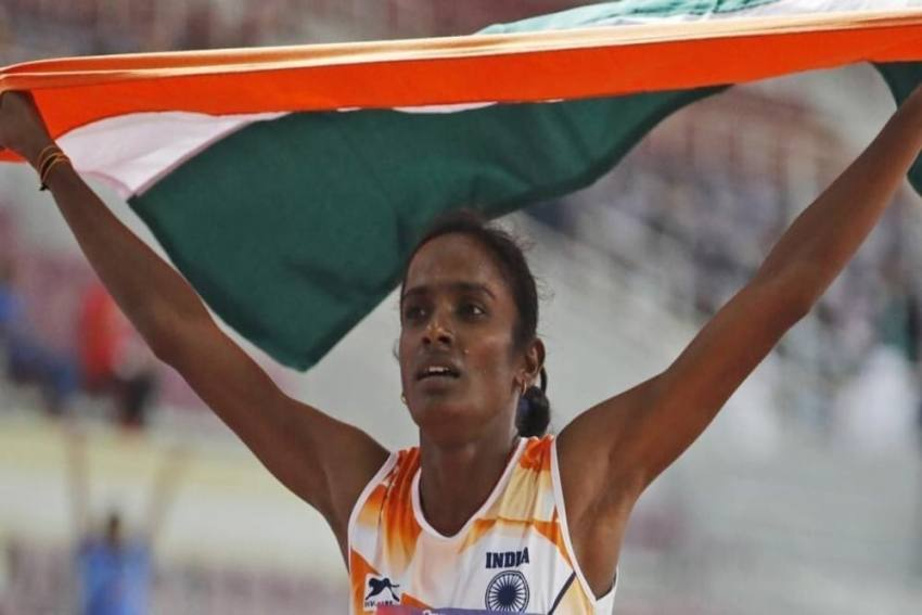 Indian Athlete Gomathi Marimuthu Appeals Against Doping Ban, Approaches CAS