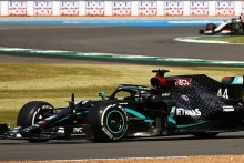 F1 2020: Lewis Hamilton Limps To Dramatic British GP Win