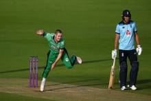 ICC Reprimands Ireland Pacer Josh Little