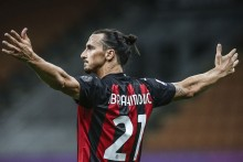 Zlatan Ibrahimovic Hits Double Figures And Makes Serie A History