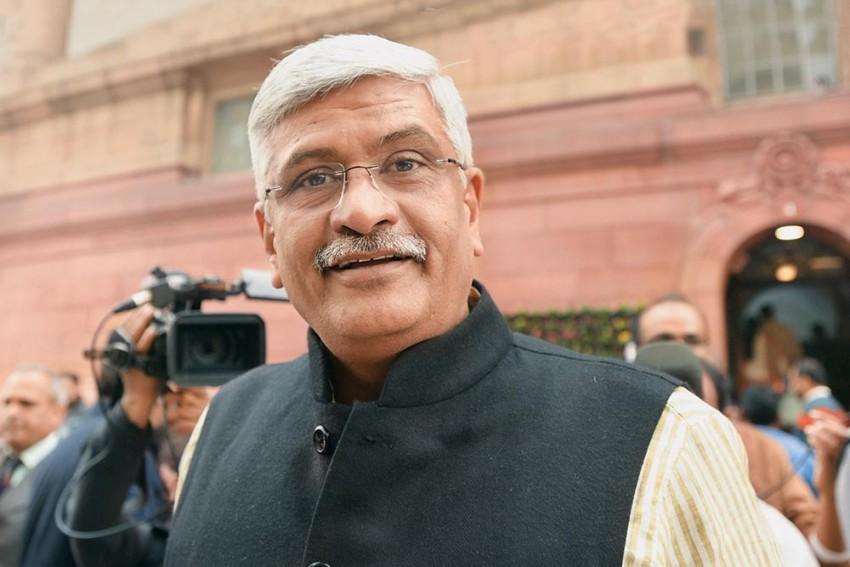 Jal Shakti Minister Gajendra Singh Shekhawat Tests Positive For Coronavirus