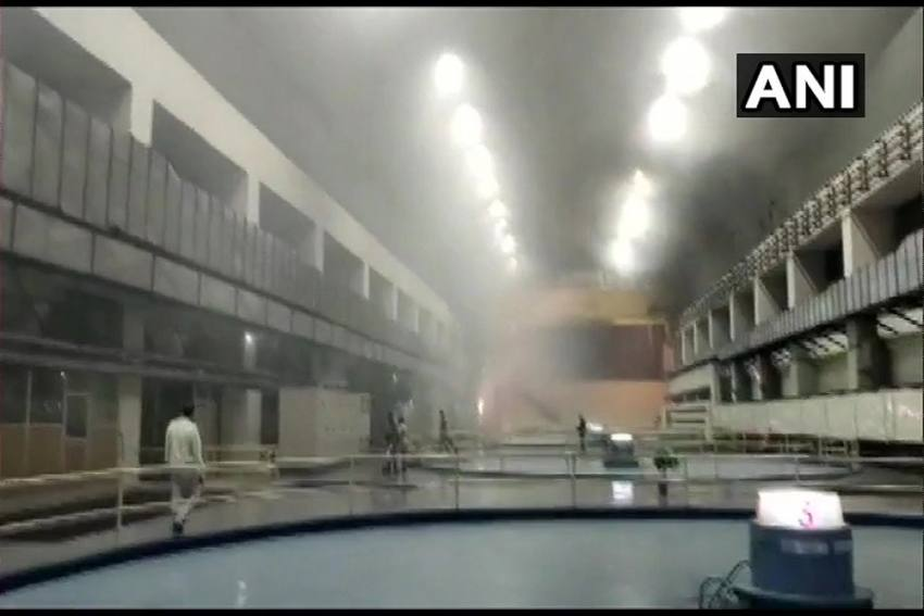 9 Killed In Srisailam Hydel Power Plant Fire Mishap In Telangana; 'Deeply Unfortunate,' Says PM