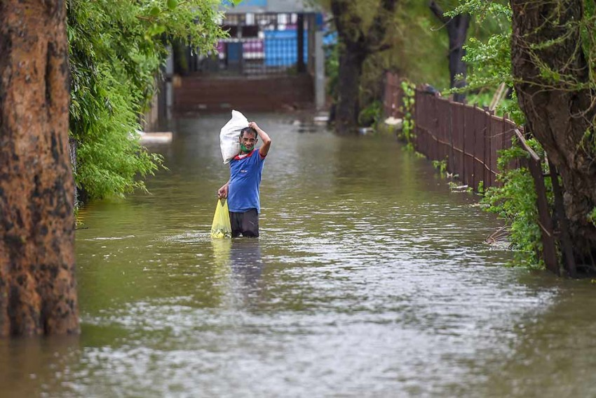 'Heavy To Very Heavy' Rains Likely In Mumbai And Nearby Areas In Next 24 Hrs