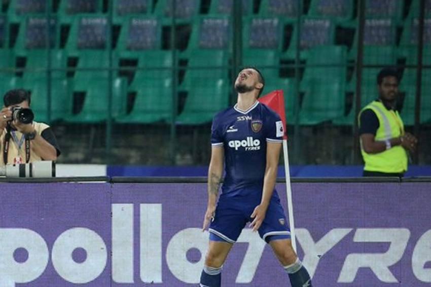 Indian Super League: Jamshedpur FC Steal Golden Boot Winner Nerijus Valskis From Chennaiyin FC