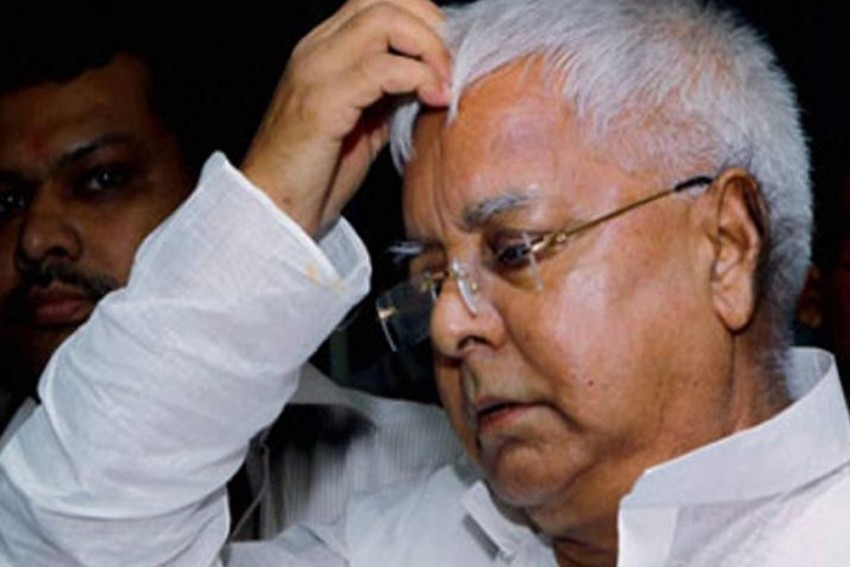 9 Security Personnel Of Jailed RJD Chief Lalu Prasad Yadav Test Covid-19 Positive