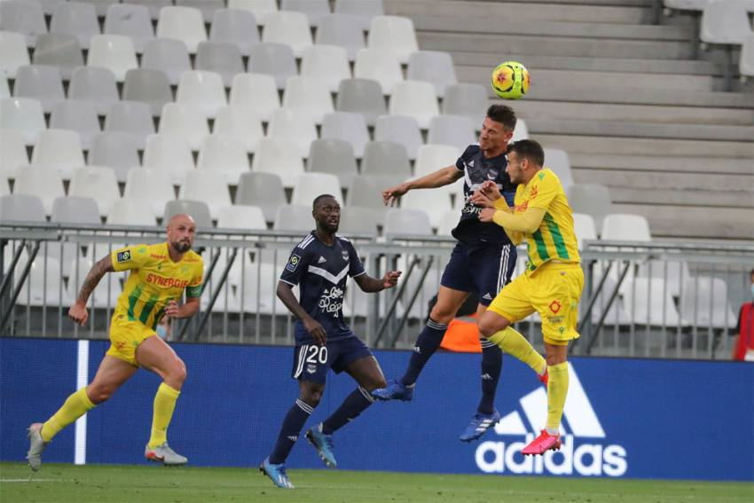 Bordeaux And Nantes Play Out Goalless Draw As Ligue 1 Finally Returns