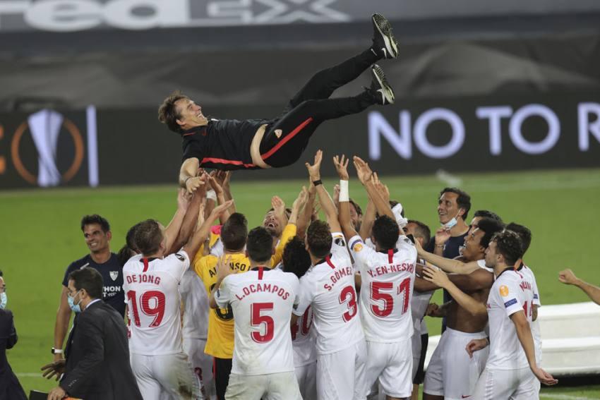 Europa League Final: Sevilla Beat Inter Milan 3-2 To Claim Record Sixth Title