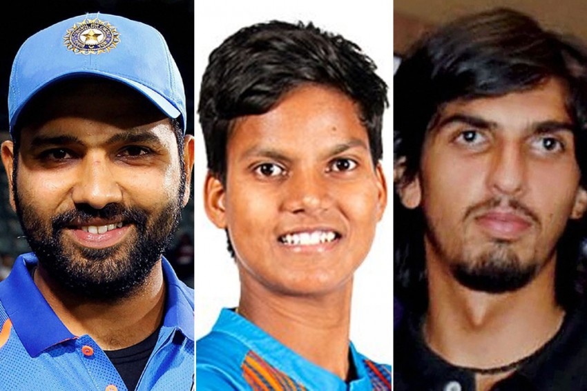 BCCI Congratulates Rohit Sharma, Ishant, Deepti On Winning National Sports Awards