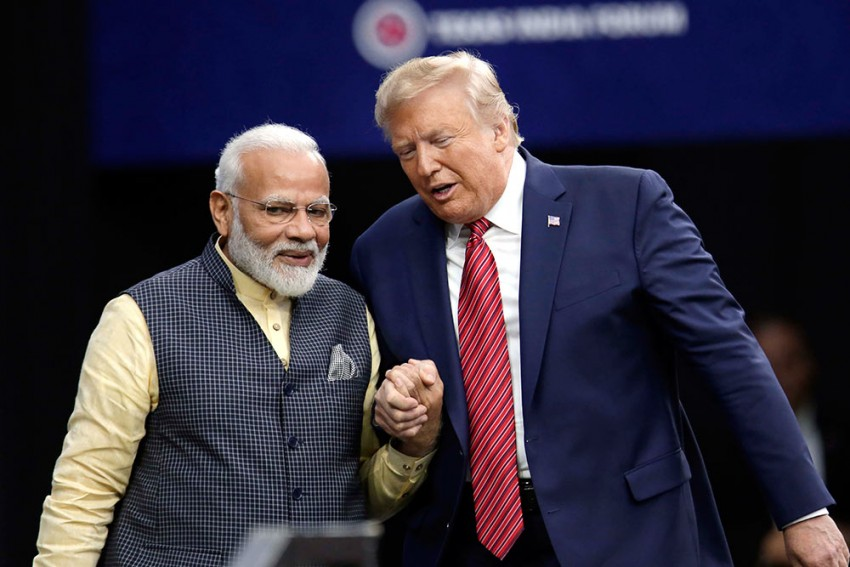 Trump Campaign Ad Targeting Indian-Americans Features PM Modi
