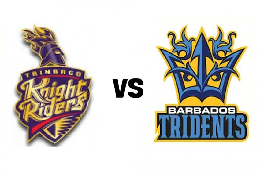 CPL 2020, 9th Match Live Streaming: How To Watch Trinbago Knight Riders Vs Barbados Tridents Cricket Match Online And On TV