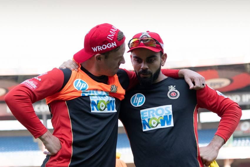 IPL In UAE: RCB Captain Virat Kohli Issues 'Bubble' Warning To Teammates