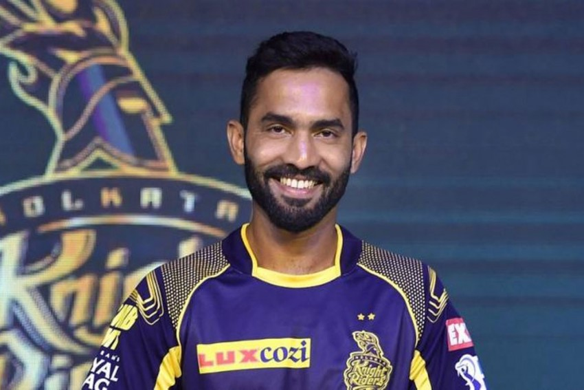 Why Is It That People Remember Vinoo Mankad And Not Bill Brown - Asks KKR Captain Dinesh Karthik