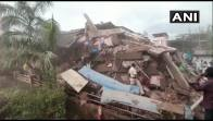 17 Injured, Over 70 Feared Trapped As 5-Storey Building Collapses in Maharashtra