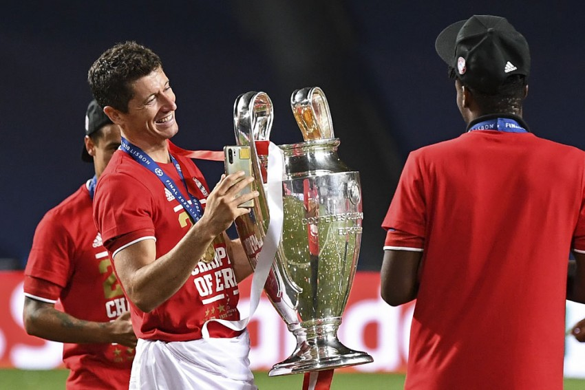 Champions League Winner And Top Scorer Robert Lewandowski: Never Stop Dreaming
